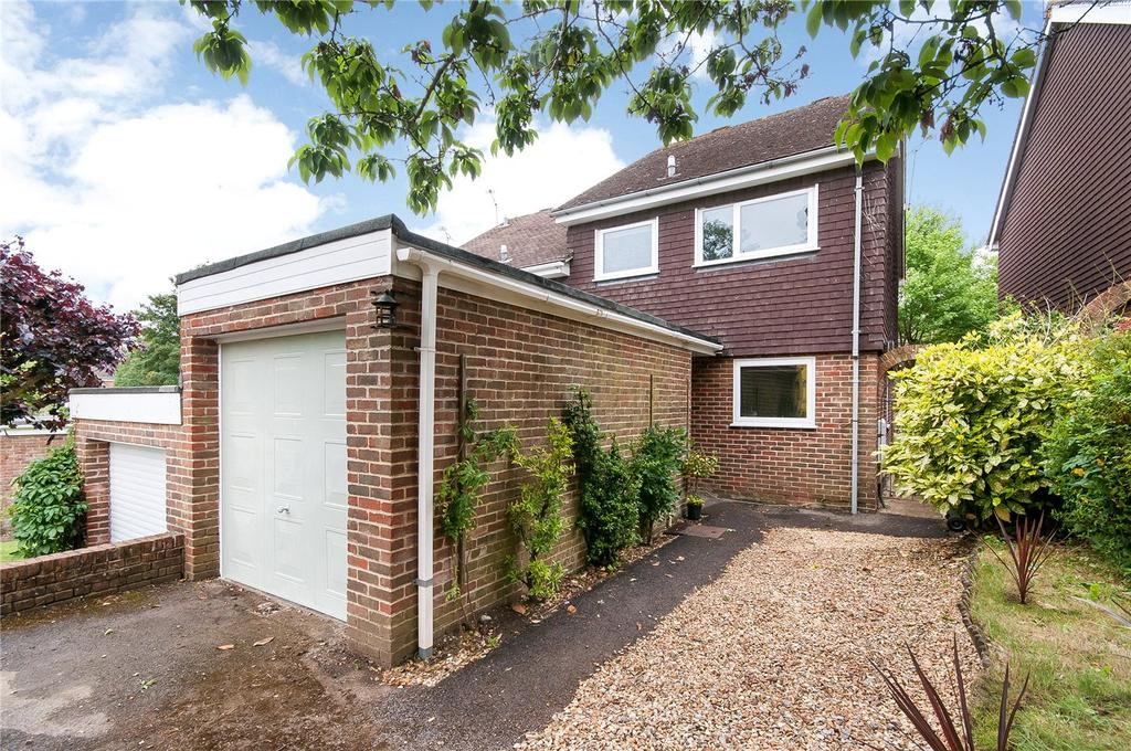 3 Bedrooms Semi Detached House for sale in Maple Drive, Kings Worthy, Winchester, Hampshire, SO23
