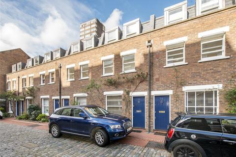 2 bedroom mews for sale - Shrewsbury Mews, Notting Hill, London, W2