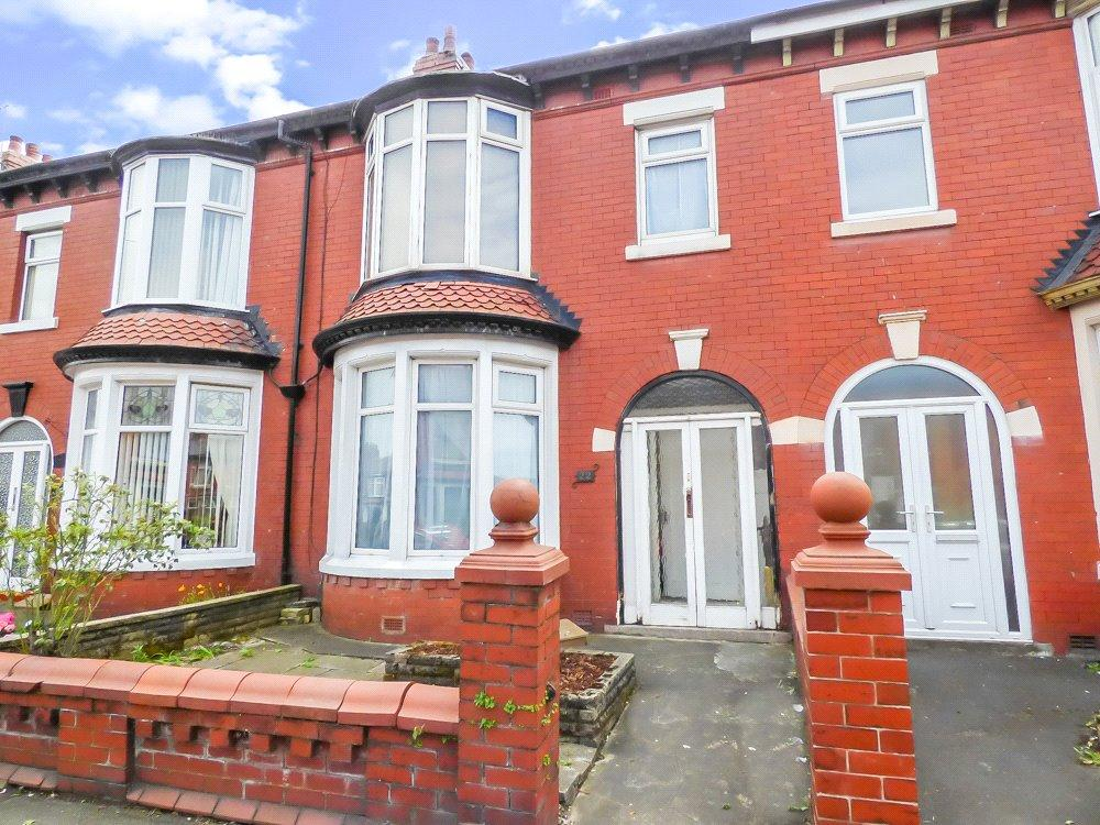 3 Bedrooms Terraced House for sale in Grange Road, Layton, Blackpool