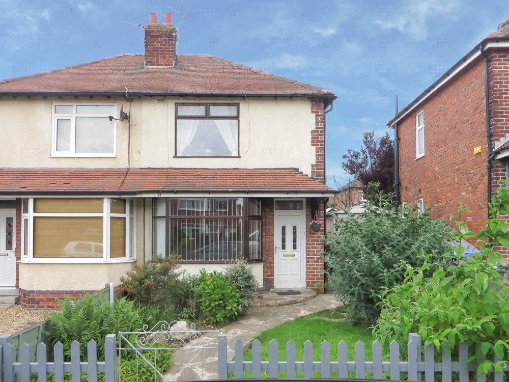 2 Bedrooms Semi Detached House for sale in Kildare Road, Bispham, Blackpool