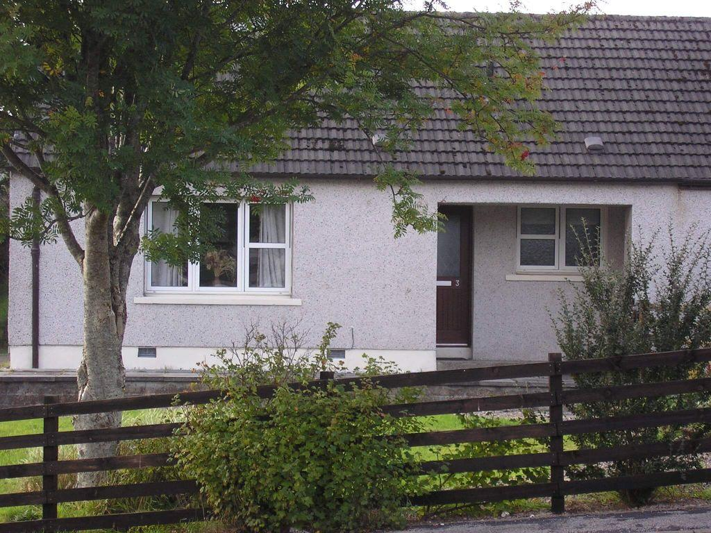 1 Bedroom Semi Detached Bungalow for sale in 3 Inver Park, Lochinver