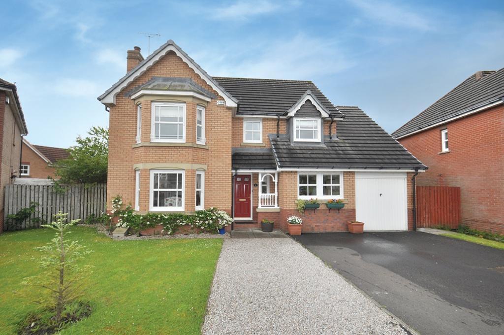 4 Bedrooms Detached Villa House for sale in 6 Deaconsbank Place, Deaconsbank, G46 7US