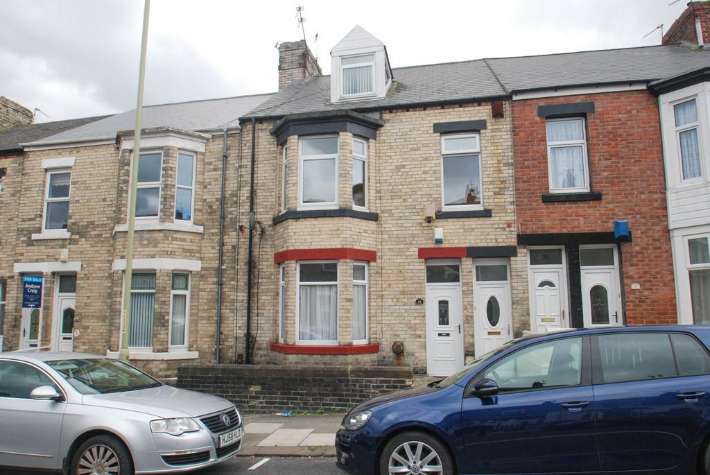 1 Bedroom Flat for sale in Roman Road, South Shields