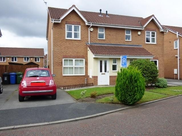 3 Bedrooms House for sale in Norley Close, Warrington