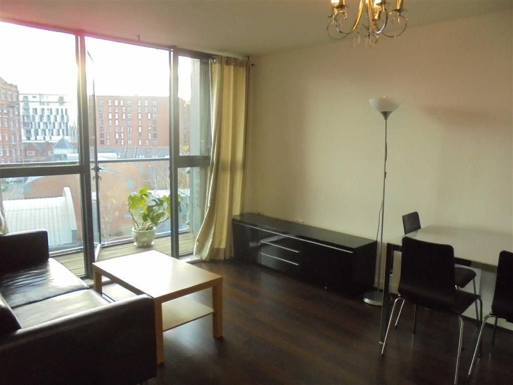 2 Bedrooms Flat for sale in Quebec, Bury Street, Salford