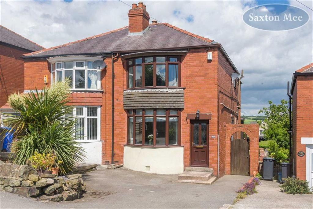 3 Bedrooms Semi Detached House for sale in Stannington Road, Stannington Village, Sheffield, S6