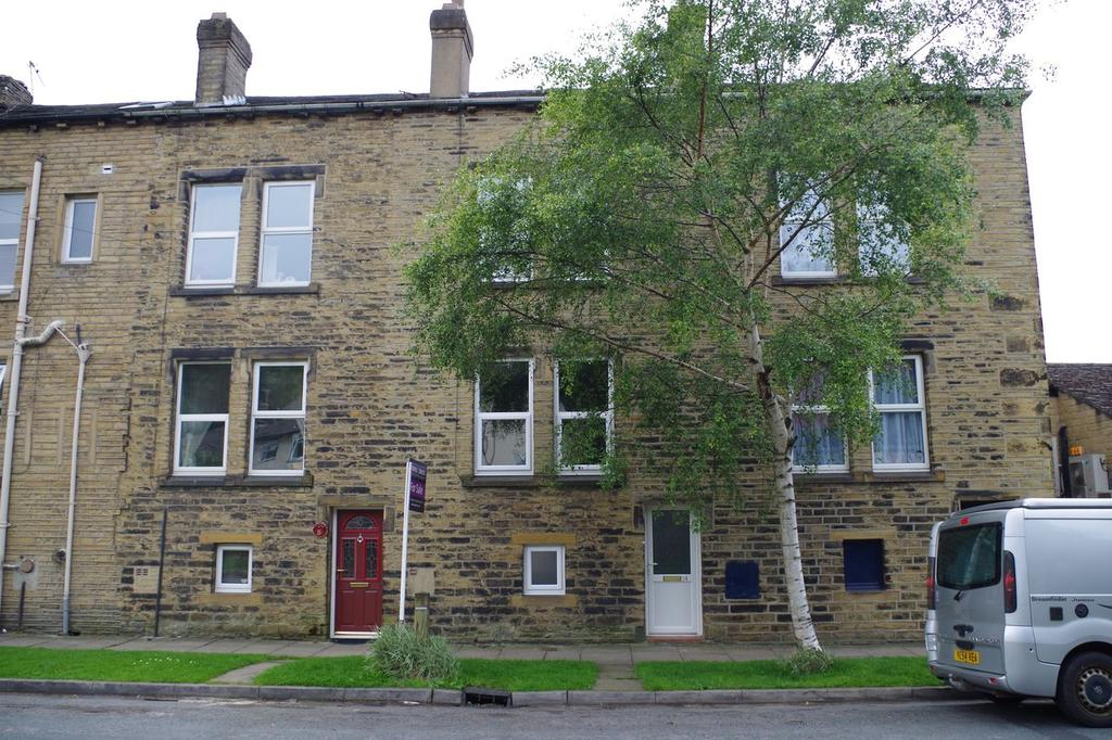 3 Bedrooms Terraced House for sale in Granny Hall Lane, Hove Edge, Brighouse HD6