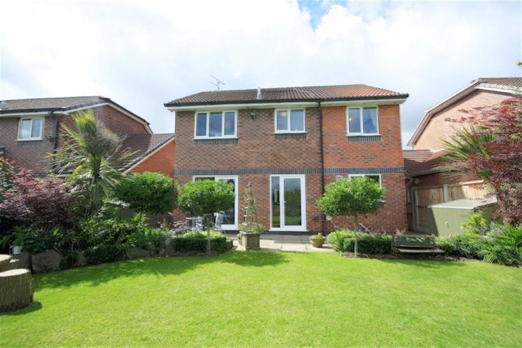 5 Bedrooms Detached House for sale in The Cloisters, Eccleston, St Helens, WA10