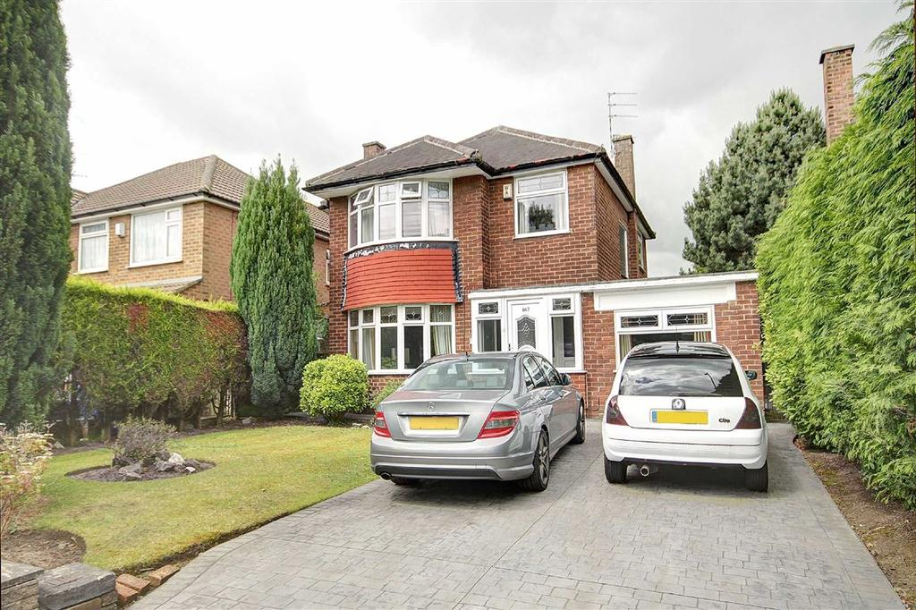 3 Bedrooms Detached House for sale in Shaftesbury Avenue, Timperley, Cheshire
