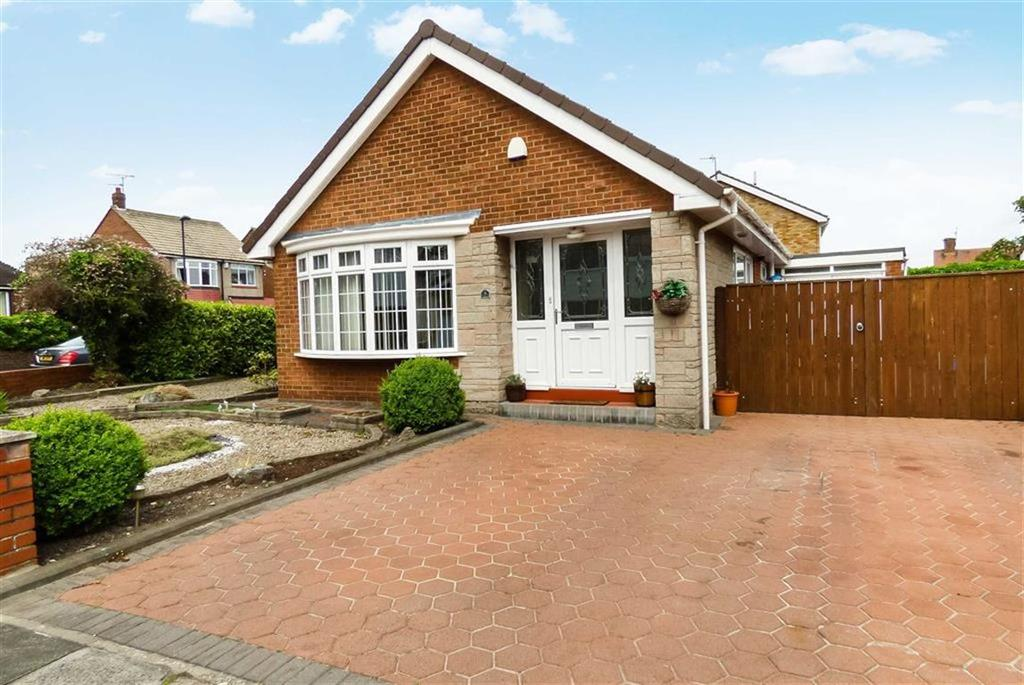 2 Bedrooms Bungalow for sale in Woodlands, Preston Village
