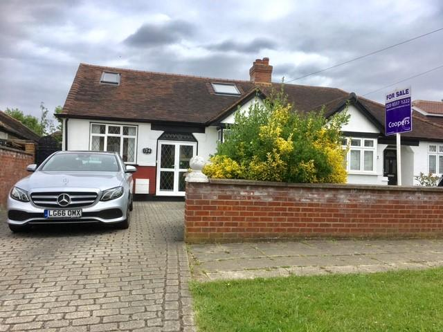 5 Bedrooms Semi Detached House for sale in tudor avenue, worcester park kt4