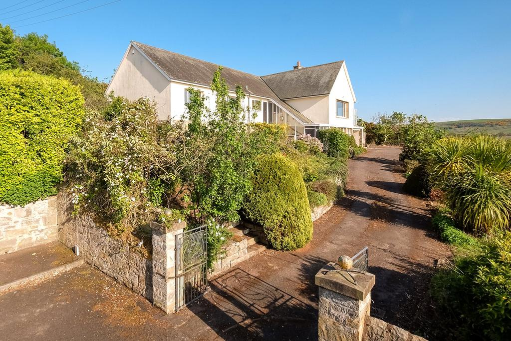 4 Bedrooms Detached House for sale in Craggan, Viewmount Road, Wormit, Newport-on-Tay, Fife, DD6