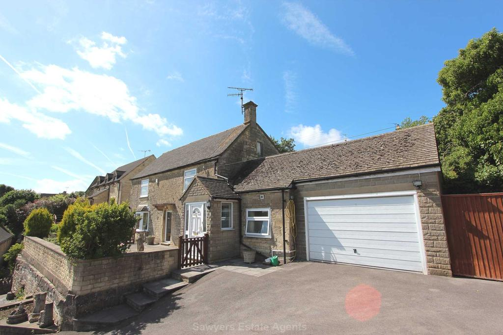 4 Bedrooms Detached House for sale in Silver Street, Chalford