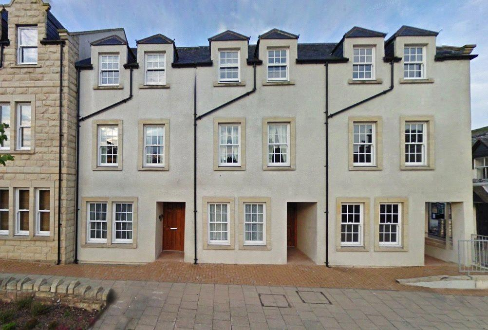 2 Bedrooms Apartment Flat for sale in 11 Argyle Place, Dornoch, Sutherland, IV25