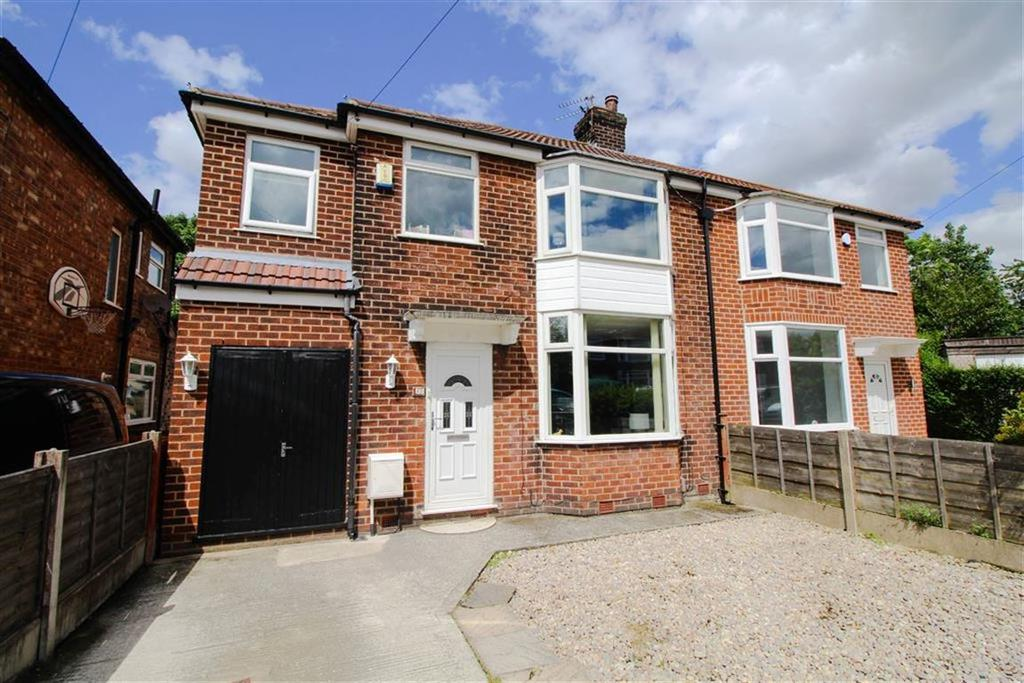 3 Bedrooms Semi Detached House for sale in Betley Road, Reddish, Stockport