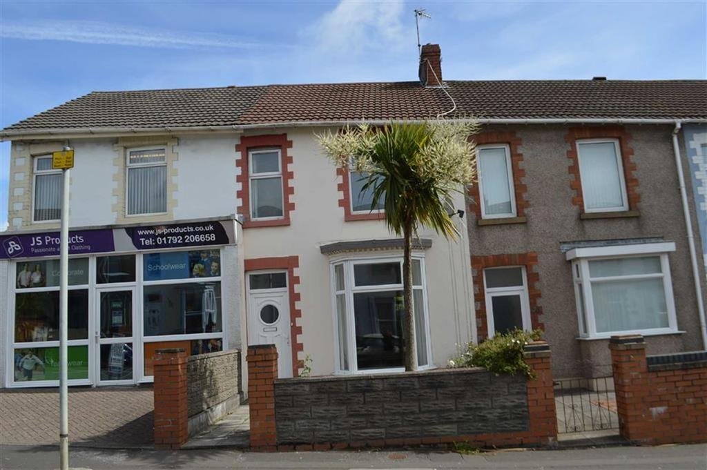 2 Bedrooms Terraced House for sale in Tycoch Road, Swansea, SA2