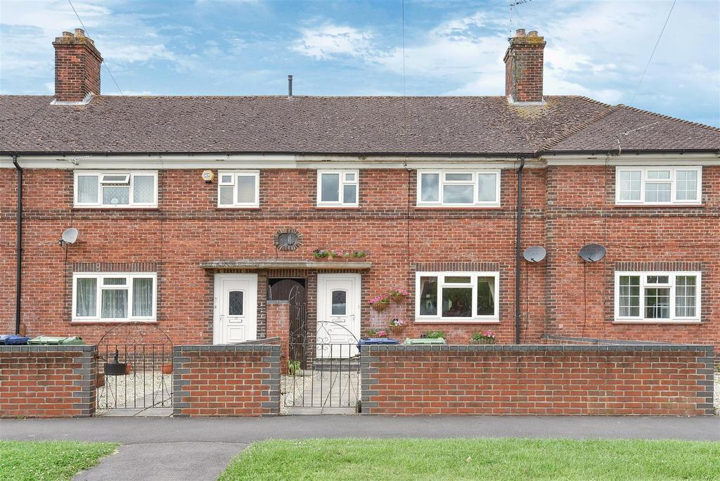3 Bedrooms Terraced House for sale in Croft Road, Marston, Oxford