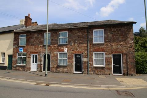 3 bedroom terraced house for sale - West Exe South, Tiverton