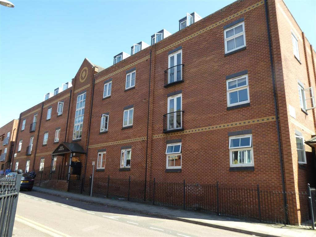 2 Bedrooms Flat for sale in Dryland Street, Kettering