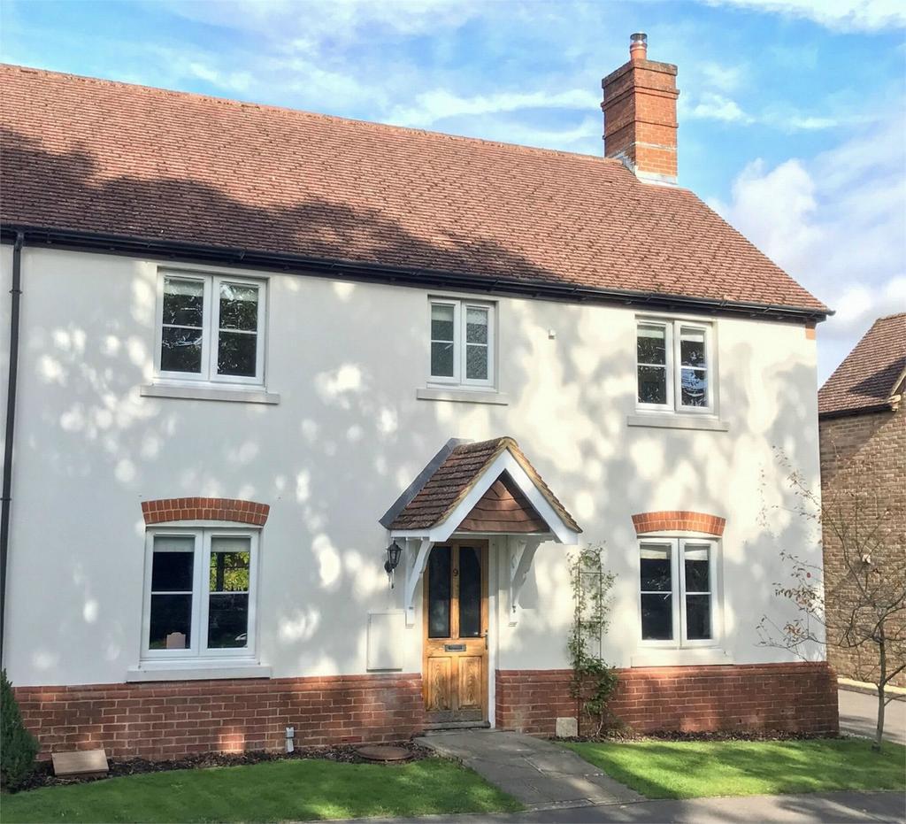 4 Bedrooms Semi Detached House for sale in Friars Oak, Medstead