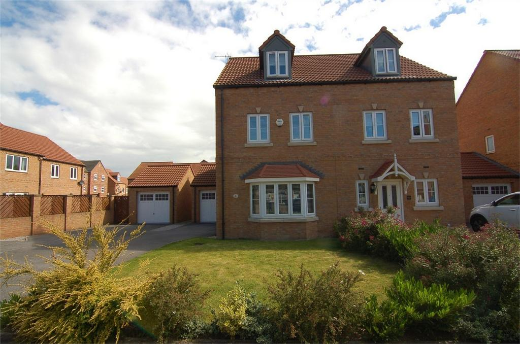 4 Bedrooms Semi Detached House for sale in Marles Close, Wombwell, BARNSLEY, South Yorkshire