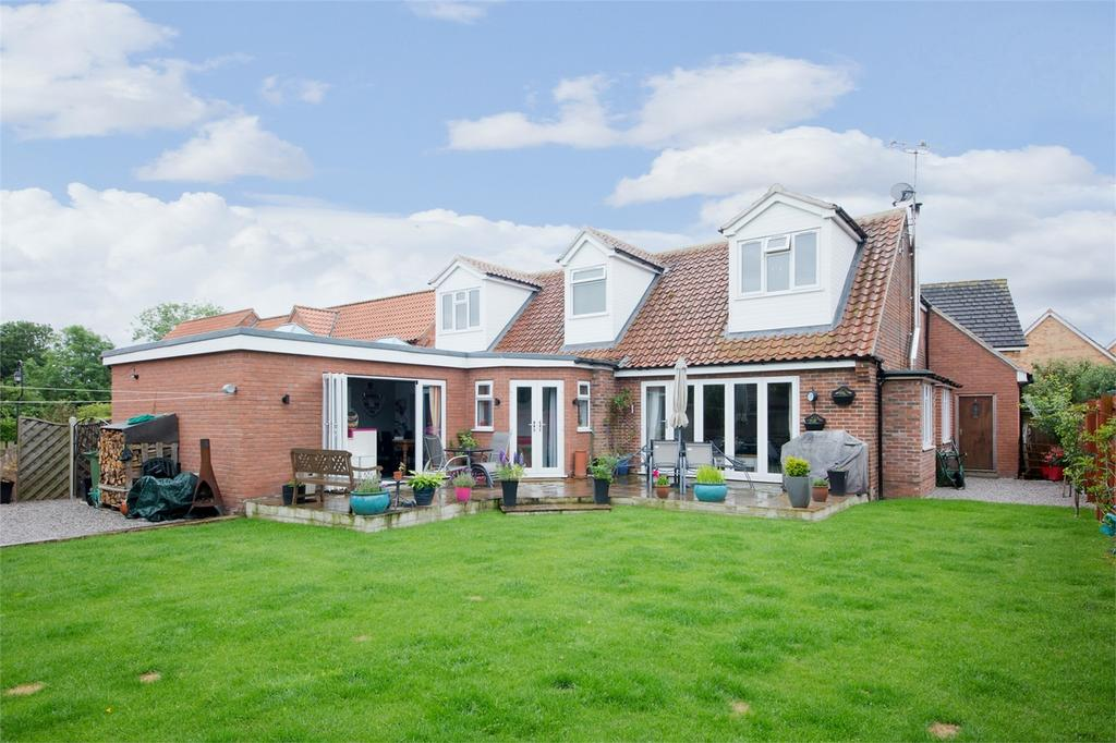 3 Bedrooms Detached House for sale in 6 Butts Lane, Wilberfoss, York