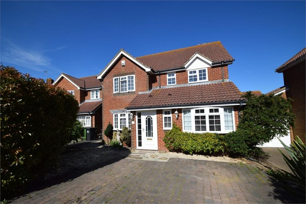 5 Bedrooms Detached House for sale in Piltdown Way, North Langney, East Sussex