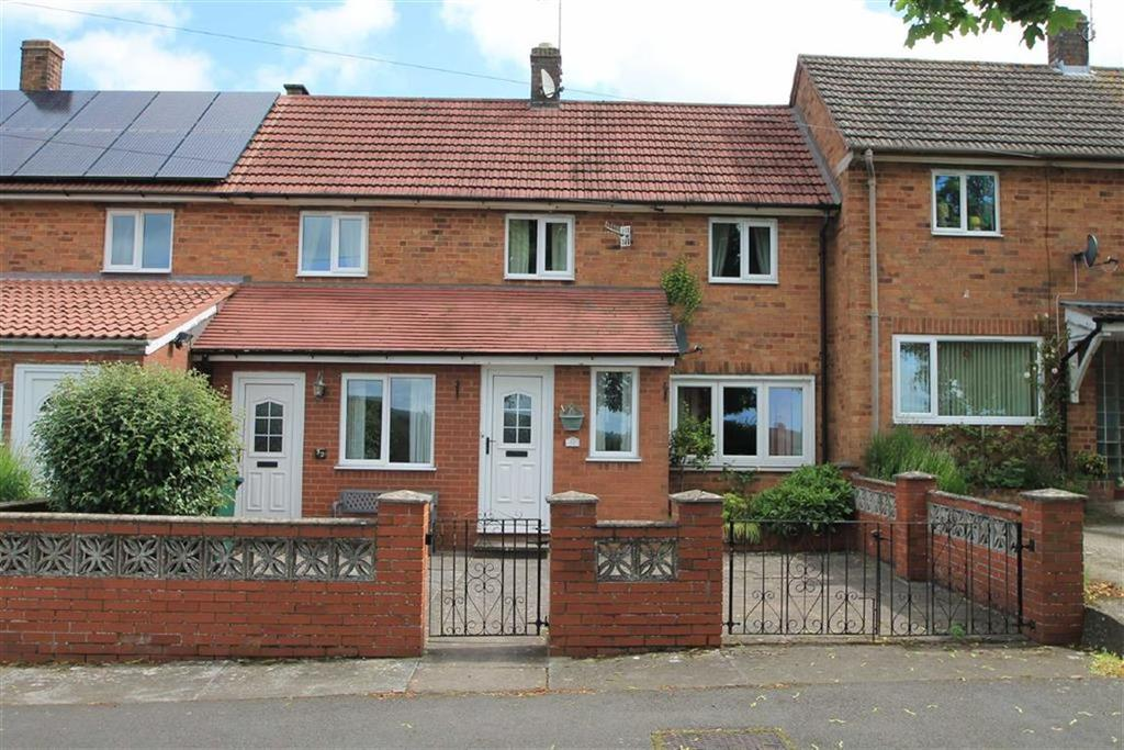 2 Bedrooms Terraced House for sale in Wheeler Road, Ludlow