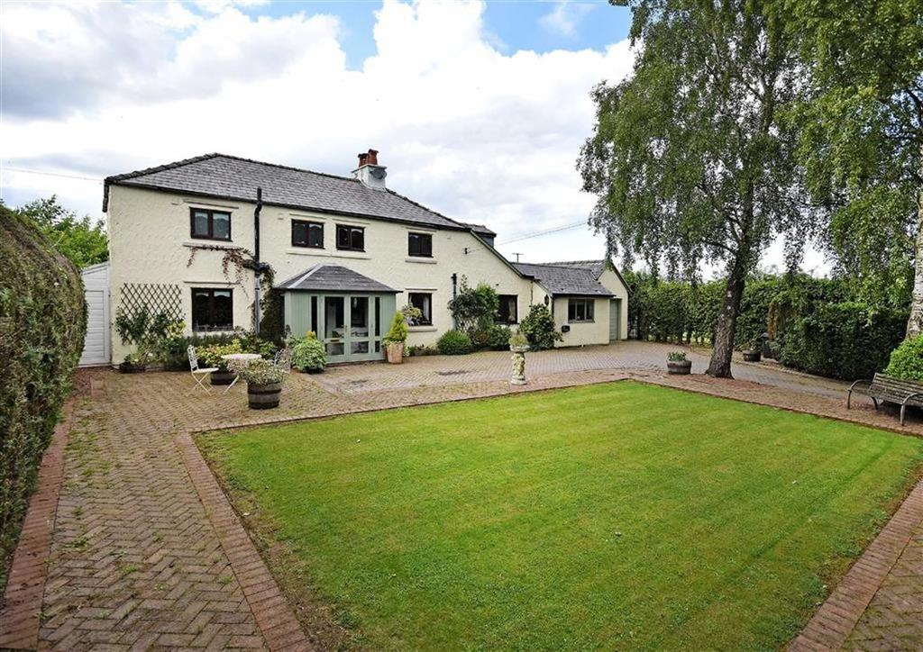 3 Bedrooms Detached House for sale in The Cleeve, Station Road, Ditton Priors, Bridgnorth, Shropshire, WV16