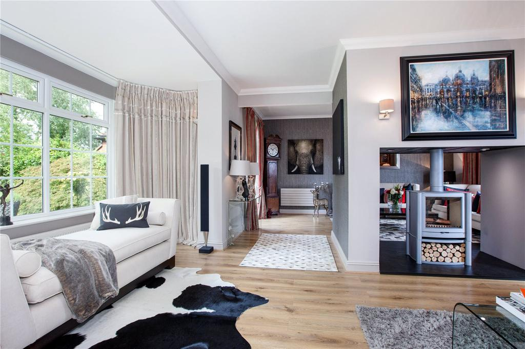 3 Bedrooms Mews House for sale in Sutherland Grange, Maidenhead Road, Windsor, Berkshire, SL4