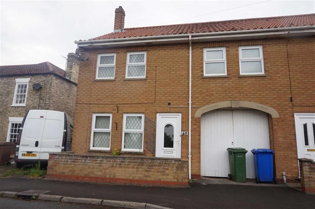 3 Bedrooms Semi Detached House for sale in Main Road, Newport, Newport, HU15