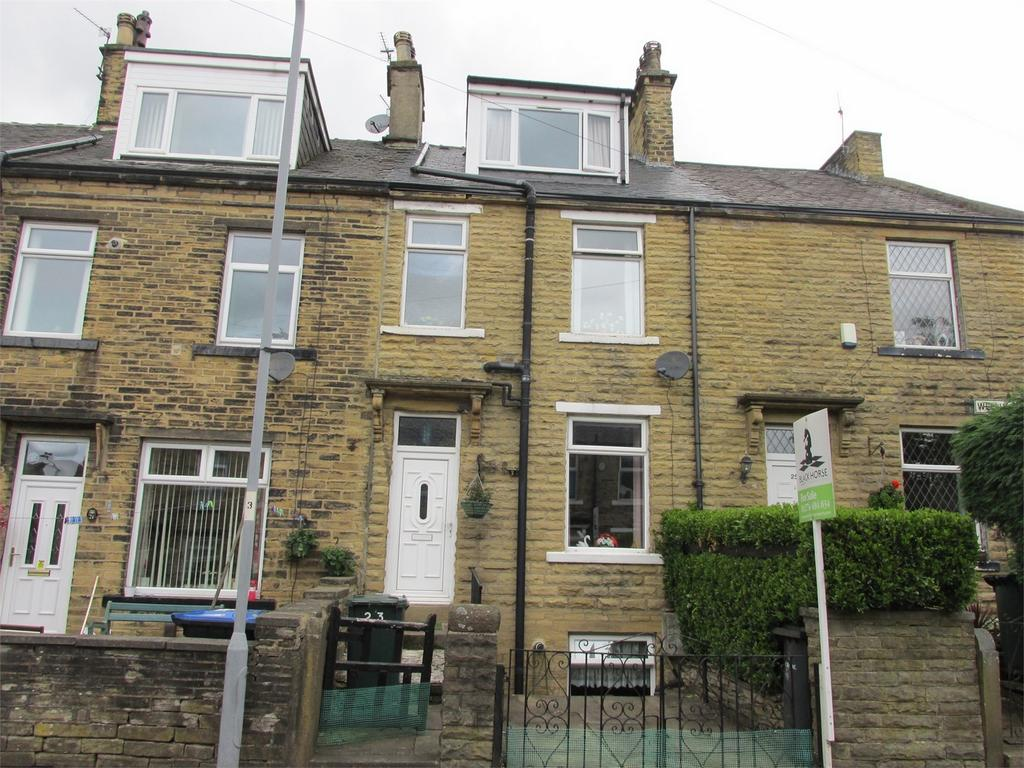 2 Bedrooms Terraced House for sale in Wellington Street, Allerton, BRADFORD, West Yorkshire