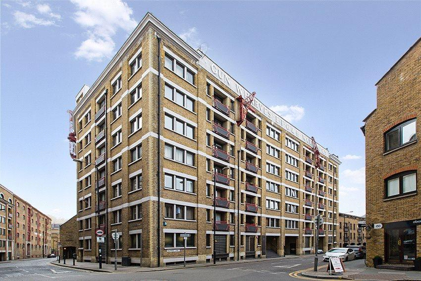 1 Bedroom Flat for sale in Gun Place, 86 Wapping Lane, Wapping, London, E1W