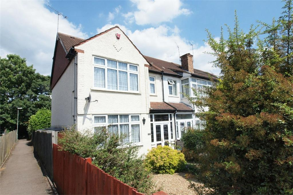 5 Bedrooms End Of Terrace House for sale in Queen Anne Avenue, Bromley, Kent