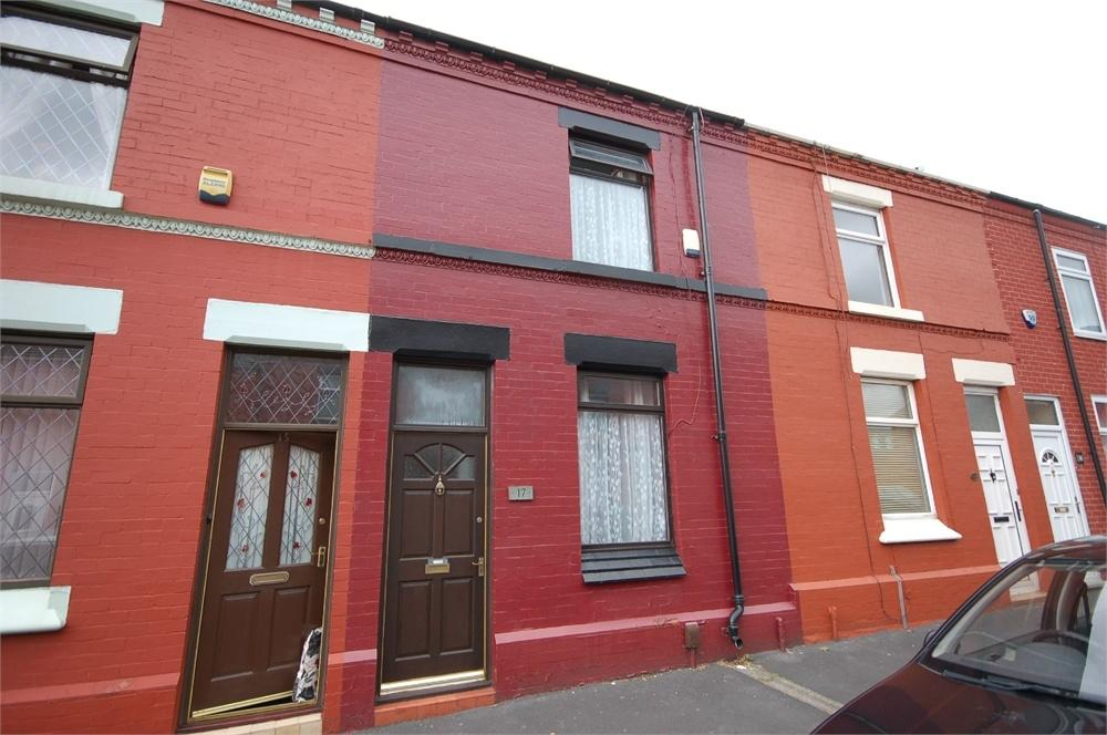 2 Bedrooms Terraced House for sale in Manville Street, Marshals Cross, St Helens, Merseyside