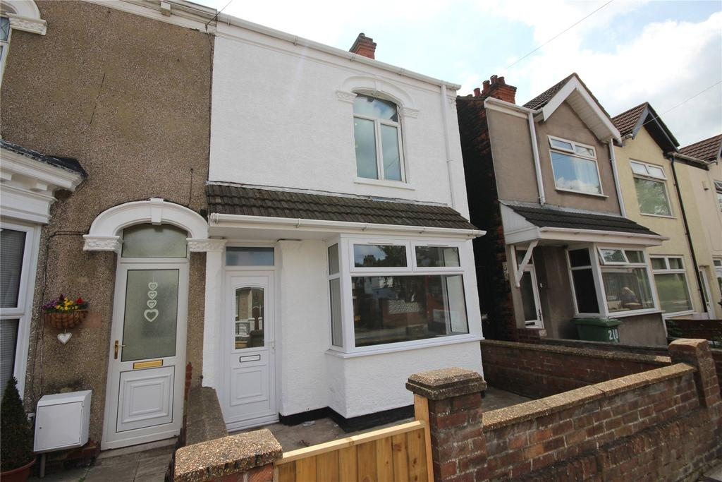 3 Bedrooms End Of Terrace House for sale in Durban Road, Grimsby, DN32