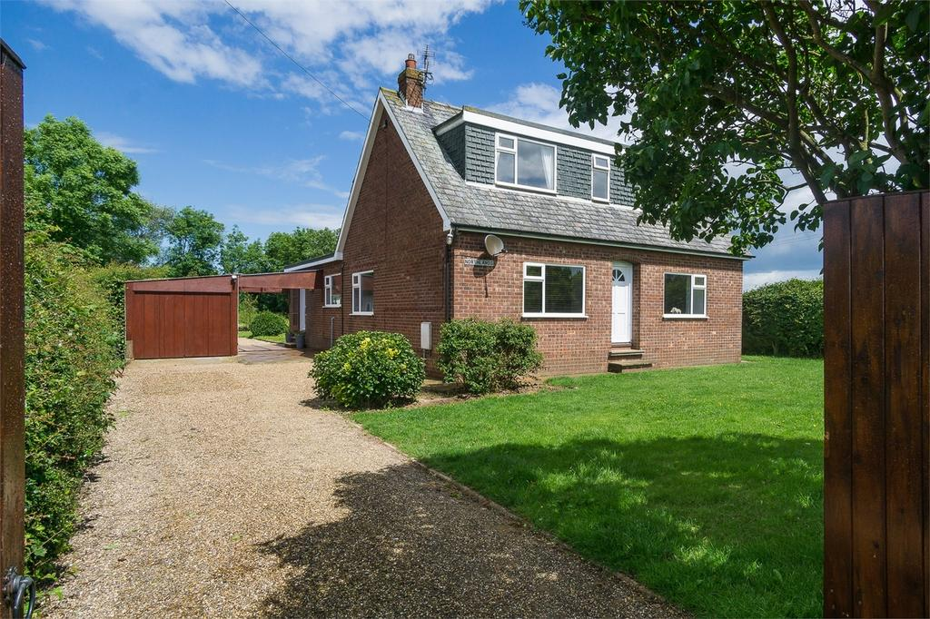 4 Bedrooms Detached Bungalow for sale in Tunstall Road, Roos, East Riding of Yorkshire
