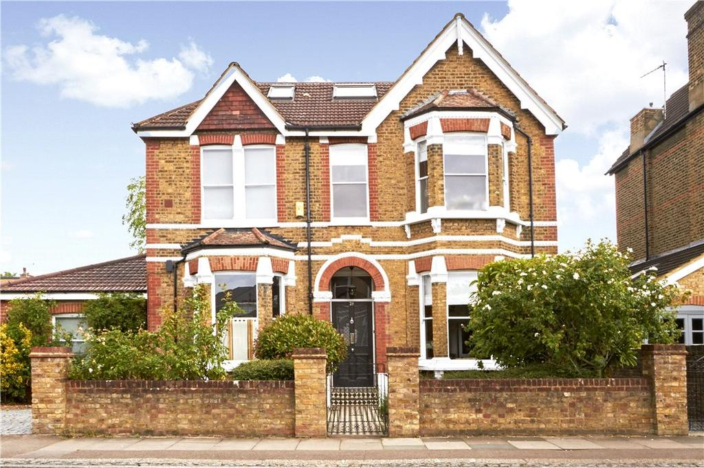 5 Bedrooms Detached House for sale in Kings Road, Wimbledon, London, SW19