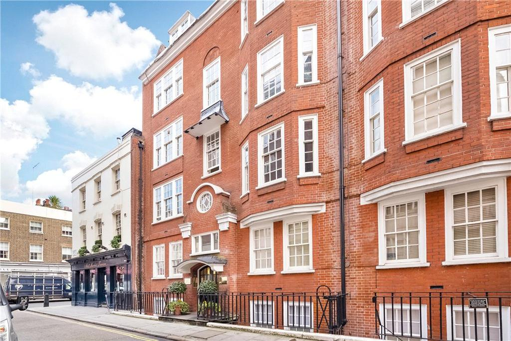 1 Bedroom Flat for sale in Garrick House, Carrington Street, London, W1J