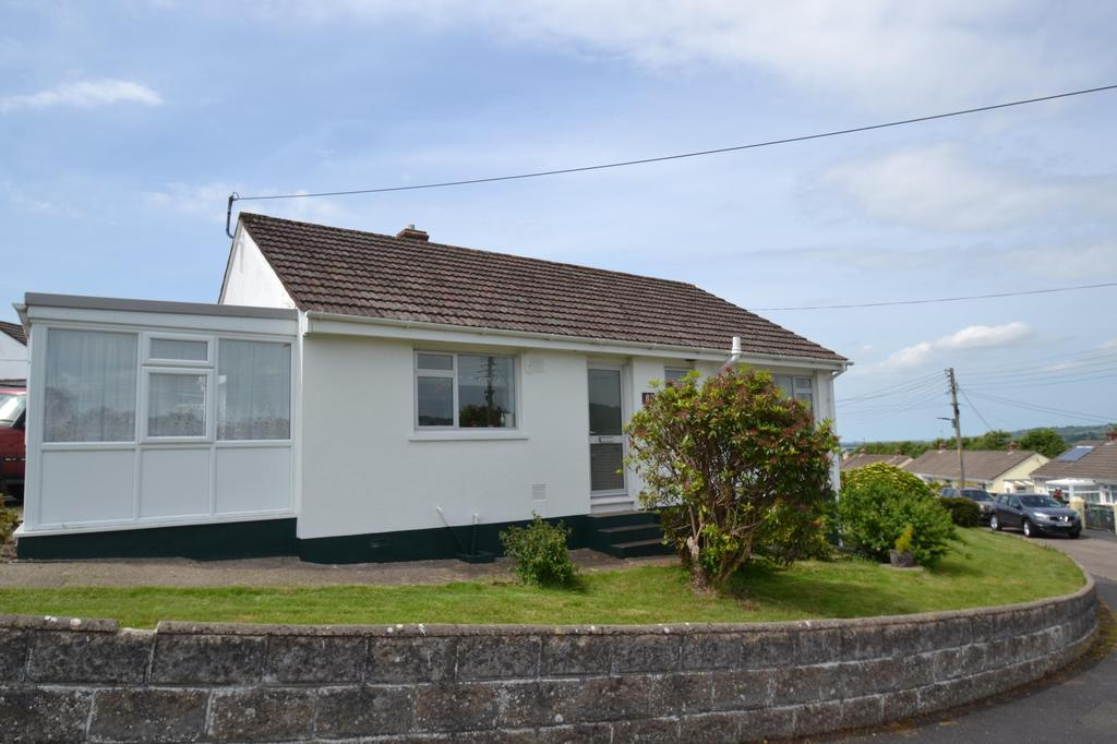 3 Bedrooms Detached Bungalow for sale in Chanters Hill, Barnstaple