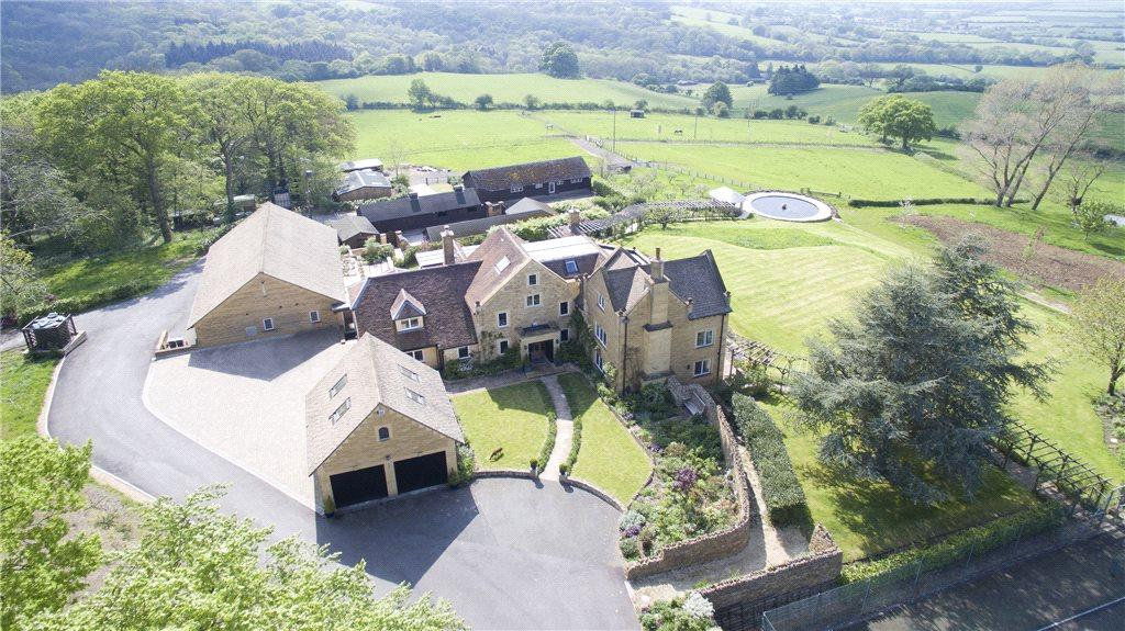 5 Bedrooms Detached House for sale in Dovers Hill, Chipping Campden, Gloucestershire, GL55