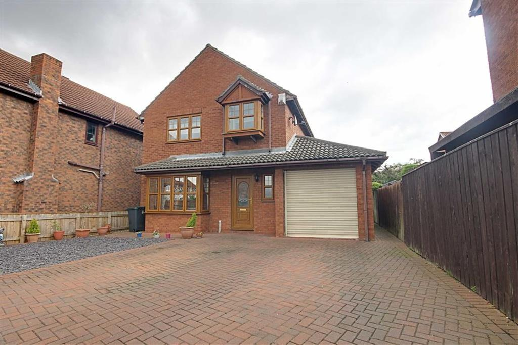 4 Bedrooms Detached House for sale in Leander Drive, Boldon Colliery, Tyne And Wear