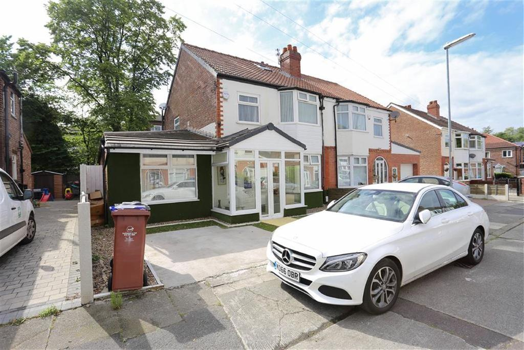 5 Bedrooms Semi Detached House for sale in Hilbre Road, Burnage, Manchester