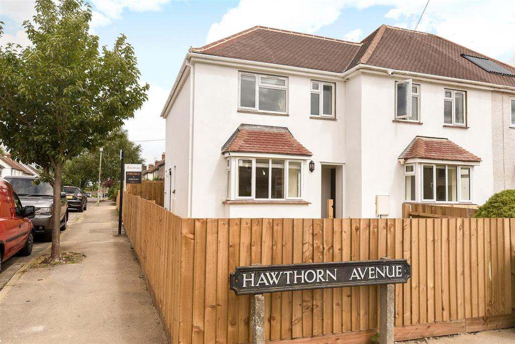 3 Bedrooms End Of Terrace House for sale in Hawthorn Avenue, Headington