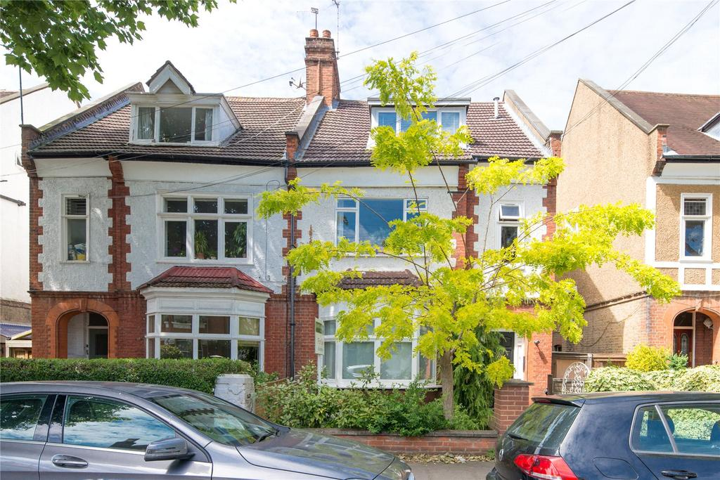 2 Bedrooms Flat for sale in Burnaby Gardens, Chiswick, London