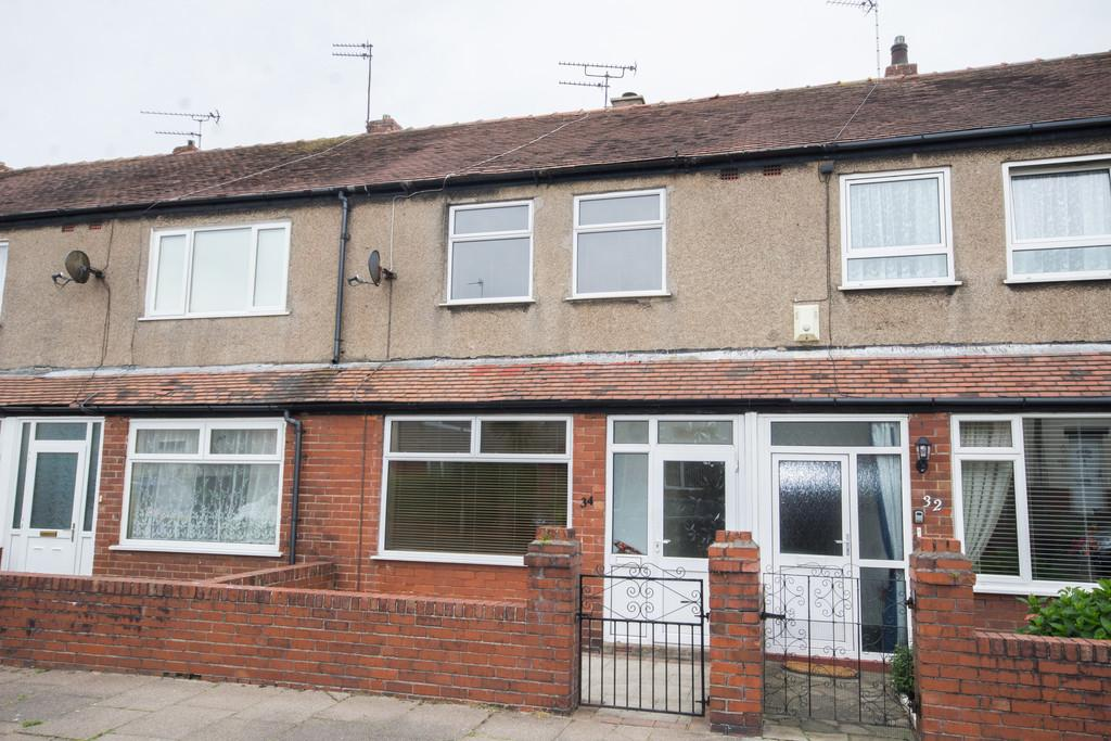 3 Bedrooms Terraced House for sale in Leicester Street, Barrow-In-Furness