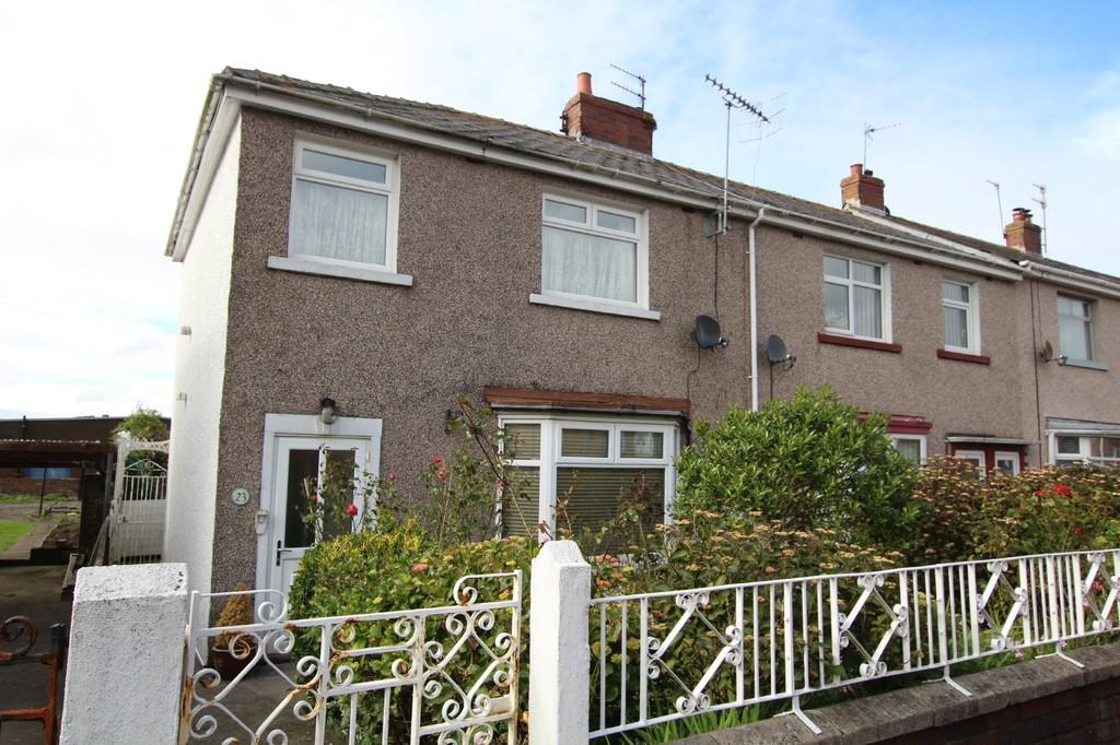 3 Bedrooms End Of Terrace House for sale in North Row, Barrow-In-Furness