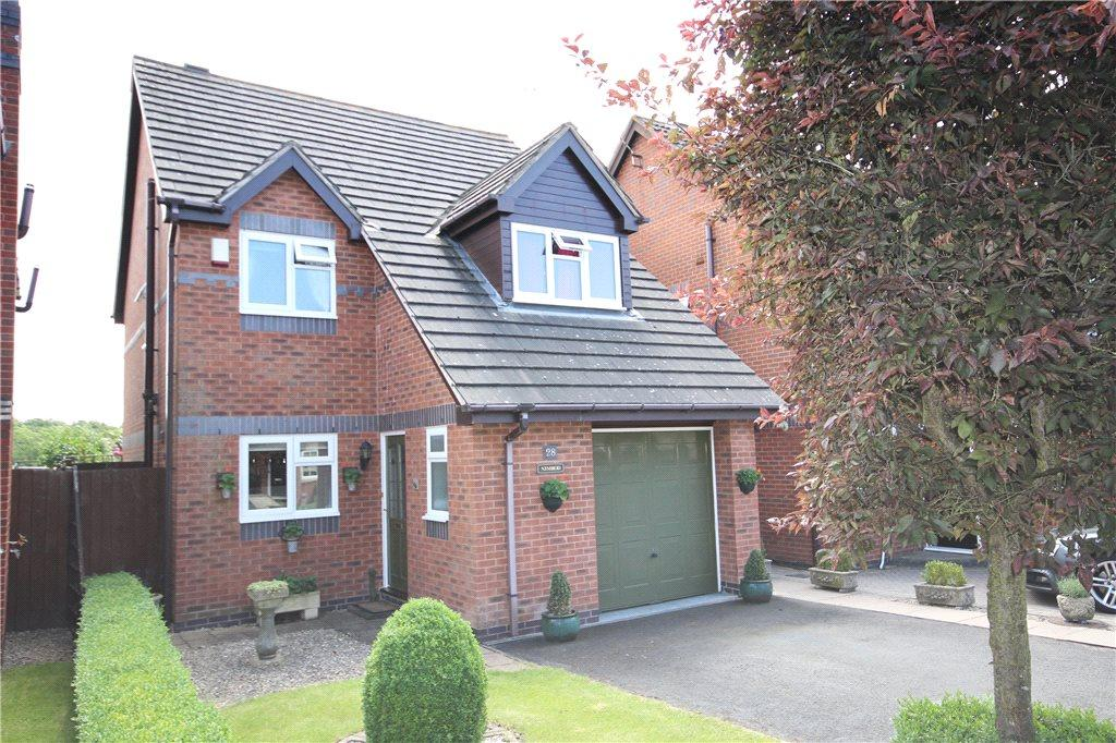 3 Bedrooms Detached House for sale in Peninsula Road, Brockhill Village, Norton, Worcester, WR5
