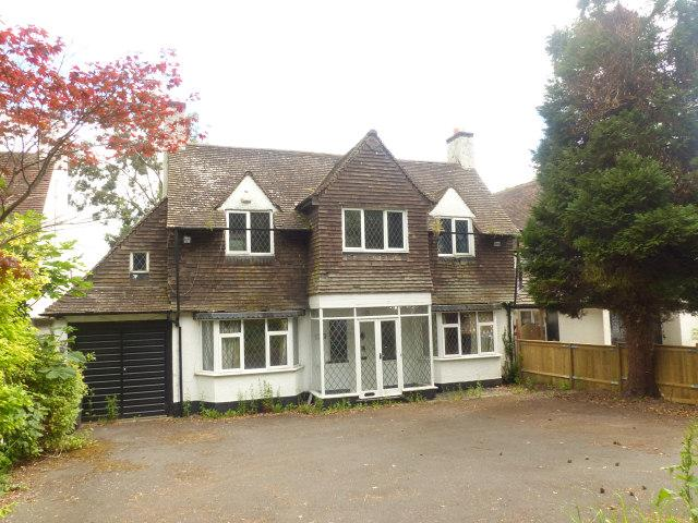 3 Bedrooms Detached House for sale in Lichfield Road,Four Oaks,Sutton Coldfield