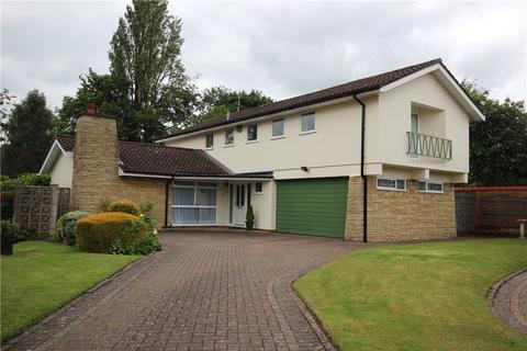 4 bedroom detached house for sale - Sandal Rise, Solihull, West Midlands, B91
